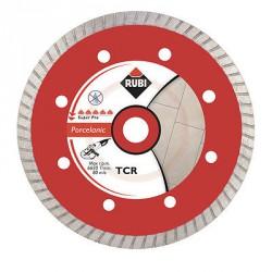 Rubi TCR 125 SUPERPRO TURBO Diamant Trennscheibe Beton Nass Diamantscheibe