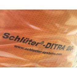 Schlüter Entkopplungsbahn Ditra25 Zuschnitt