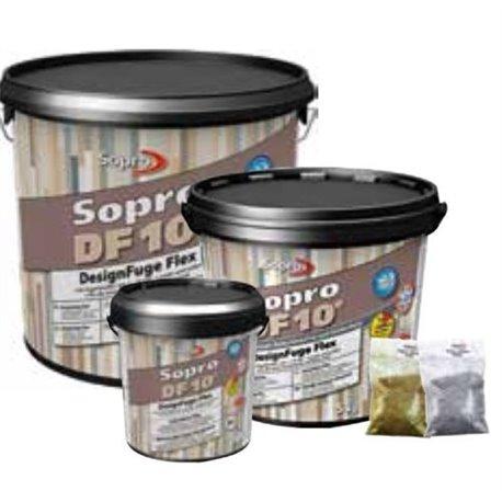 7,20€/KG Sopro DF 10 DesignFuge 5 kg Signalfarben Fugenmörtel 1-10 mm