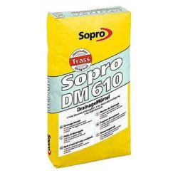 0,68€/KG Sopro Drainagemörtel DM 610 25KG Drainage Mörtel Bettungsmörtel