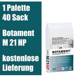 Botament M21 HP C2 TE S1 Flexkleber Kleber Fliesenkleber 1000kg/Palette