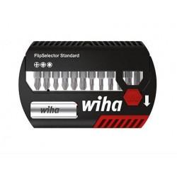 Wiha FlipSelector 7947-904 Bitset Bitbox Bit 13 tlg m. magn. Bithalter