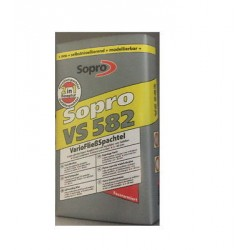 1,40€/KG Sopro VarioFließSpachtel VS 582 Fließspachtel Spachtelmasse 25 kg