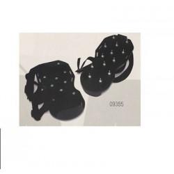 Nagelschuhe Estrichschuhe Rasenlüfter Estrich Nagel Schuhe Nagelsohlen 26 mm
