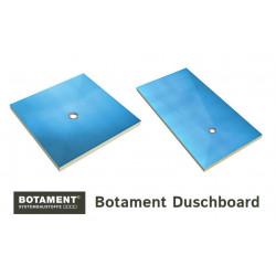 BOTAMENT DUB C & O Duschboard befliesbar bodeneben Dusch Element Duschtasse