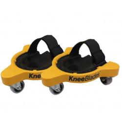 Extrem Knee Blades Knieschoner mit Rollen