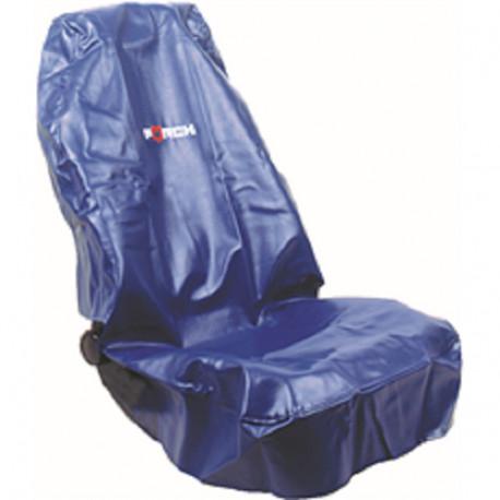 Förch Kunstleder Sitzschoner 5419 30 Schonbezug Sitzbezug blau