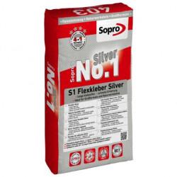 Sopro's No. 1 403 Flexkleber Silver 25 kg
